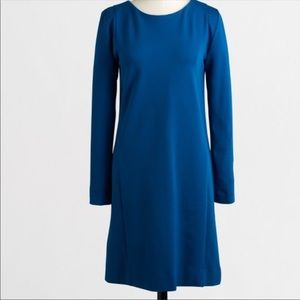 J.Crew Seamed ponte dress